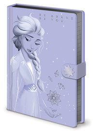 Poster - Frozen 2 Lilac Snow