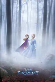 Poster - Frozen 2 Sisters