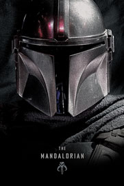 Poster - Star Wars The Mandalorian - Dark