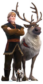 Poster - Frozen 2 Kristoff and Sven