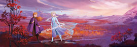 Poster - Frozen 2 Panorama