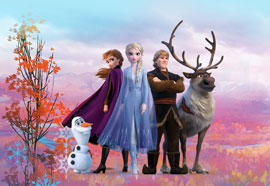 Poster - Frozen 2 Iconic