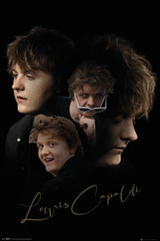 Poster - Lewis Capaldi Double Exposure
