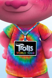 Poster - Trolls  World Tour - Backstage Pass