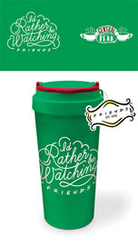 Poster - Friends Central Perk - Eco Mug