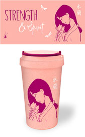 Poster - Mulan  Strength & Spirit - Eco Mug