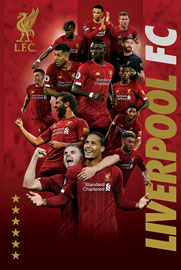 FC Liverpool Players 2019-20