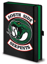 Poster - Riverdale South Side Serpents