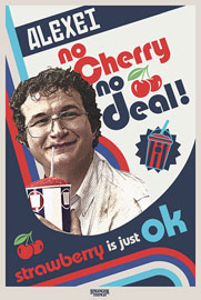 Stranger Things No Cherry No Deal