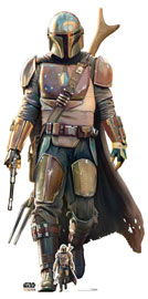 Poster - Star Wars The Mandalorian - Lone Gunfighter