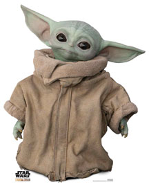 Star Wars The Mandalorian - Baby Yoda