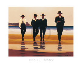 Poster - Vettriano, Jack The Billy Boys