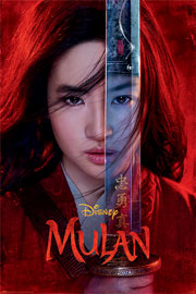 Poster - Disney Mulan - Be Legendary