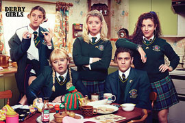 Poster - Derry Girls