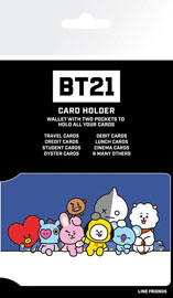 Poster - BT21 Characters Stack