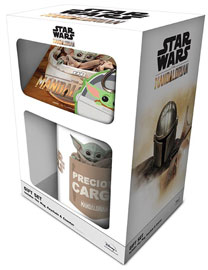 Geschenk-Set Star Wars - The Mandalorian