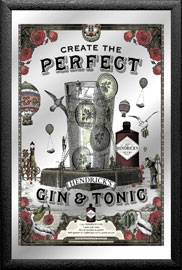 Poster - Gin & Tonic
