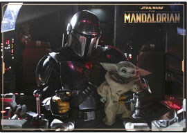 Poster - Star Wars The Mandalorian