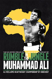 Poster - Ali, Muhammad Rumble in the Jungle