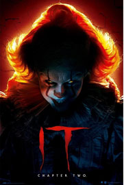 Poster - Stephen King's - ES IT Chapter two