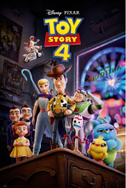 Poster - Toy Story 4 - One Sheet