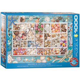 Poster - 1000 Teile Puzzle