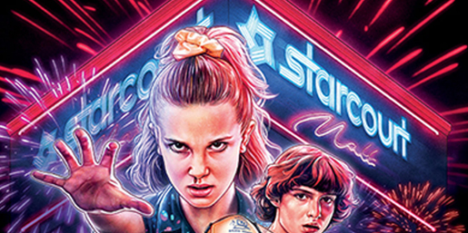 Poster - Stranger Things